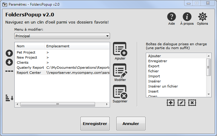 Language support / Version française